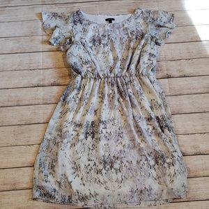 NEW ITEM ♡ 《Apt. 9》Flutter sleeve dress